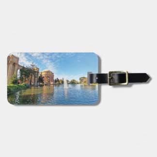 The Palace of Fine Arts California Luggage Tag