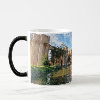The Palace of Fine Arts California Magic Mug