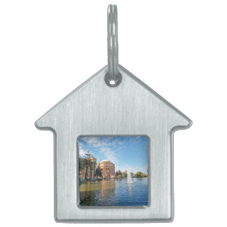 The Palace of Fine Arts California Pet ID Tag
