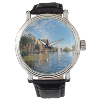 The Palace of Fine Arts California Watch