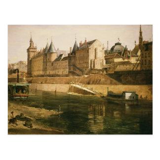 The Palais de Justice Postcard