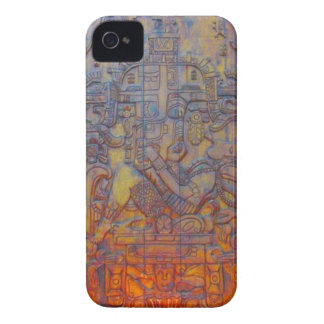The Palenque Astronaut! iPhone 4 Case-Mate Cases
