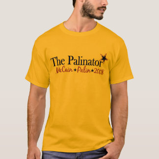 The Palinator (McCain Palin 2008) T-Shirt