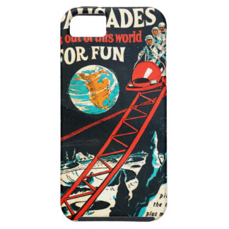 The Palisades vintage poster iPhone 5 Cover