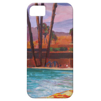 The Palm Springs Pool Barely There iPhone 5 Case