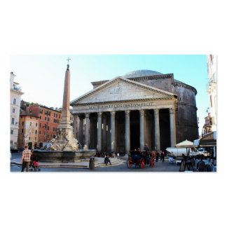 The Pantheon in Rome, Italy Business Card
