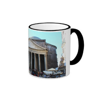 The Pantheon in Rome, Italy Mug