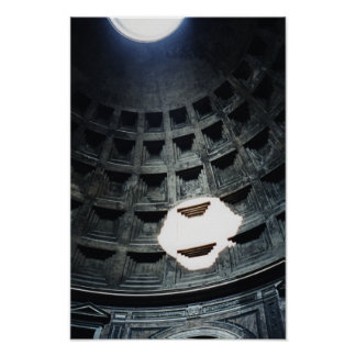 """""""The Pantheon, Rome"""" by Lindsay Lawson Poster"""