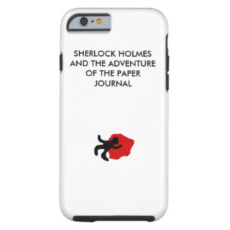 The Paper Journal White iPhone 6/6s Case Tough iPhone 6 Case