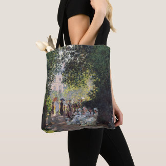 The Parc Monceau Tote Bag