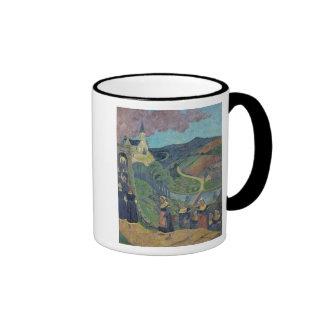 The Pardon of Notre-Dame-des-Portes at Coffee Mug
