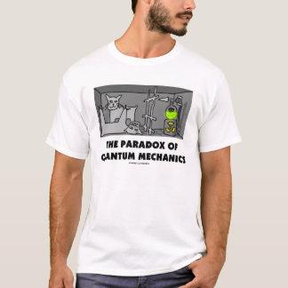 The Pardox Of Quantum Mechanics (Physics) T-Shirt