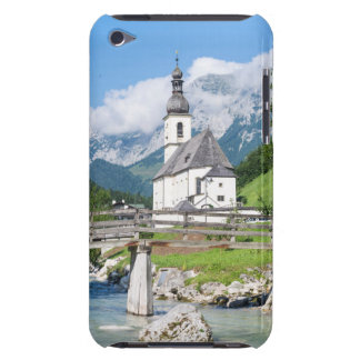 The parish church of Ramsau Barely There iPod Case