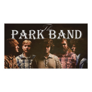 The Park Band 2011 Poster