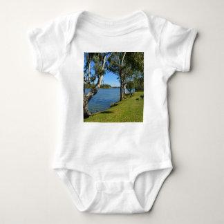 The Park Bench, Berri, South Australia, Baby Bodysuit