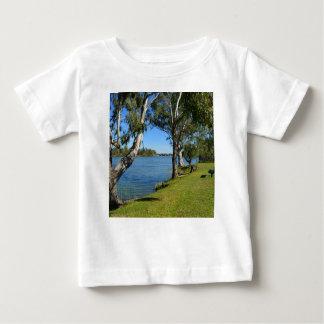 The Park Bench, Berri, South Australia, Baby T-Shirt