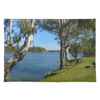The Park Bench, Berri, South Australia, Placemat