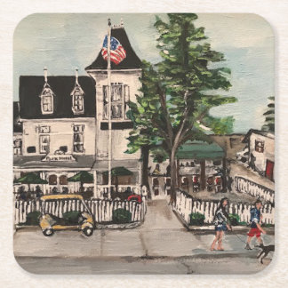 """""""The Park Hotel at Put-in Bay"""" Coasters"""