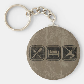 The Parkour Key Ring