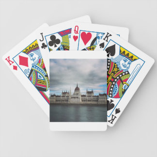 The Parlement Building Budapest, Maritha Mall Bicycle Playing Cards