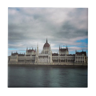 The Parlement Building Budapest, Maritha Mall Small Square Tile