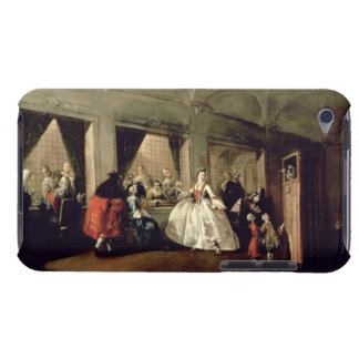 The Parlour of the San Zaccaria Convent (oil on ca Barely There iPod Case