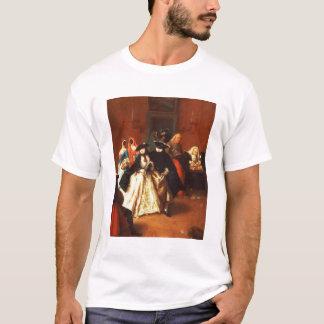 The Parlour (oil on canvas) T-Shirt