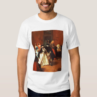 The Parlour (oil on canvas) T Shirts