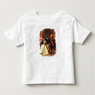 The Parlour (oil on canvas) Toddler T-Shirt