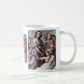 The Parnassus  By Raffael (Best Quality) Coffee Mug