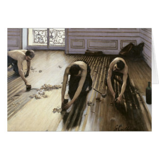 The Parquet Planers, 1875 Card