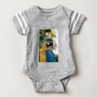 The Parrot Baby Bodysuit
