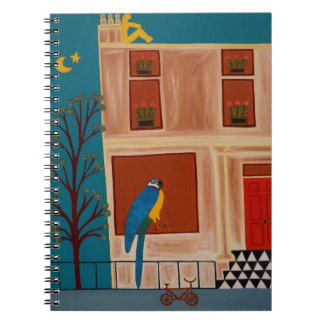 The Parrot from Shepherd's Bush 2007 Notebook
