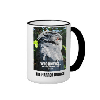 The Parrot Knows Mugs