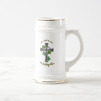 The Parting Glass Beer Stein