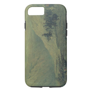 The Passage of the Andes in 1817 (oil on canvas) iPhone 7 Case