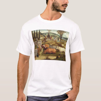 The Passions of Pasiphae, wife of King Minos of Cr T-Shirt