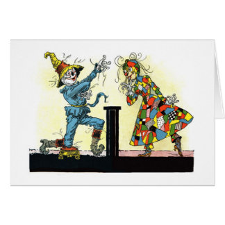 the Patchwork Girl of Oz Card