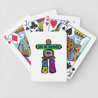 The Path Finder Bicycle Playing Cards