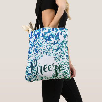 The Path of Spring - Breeze Sea Edition Tote Bag