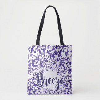 The Path of Spring - Breeze Tote Bag