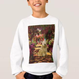The Path - Wheaten Terrier Sweatshirt
