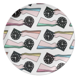 THE PATTERN - TIME PLATE