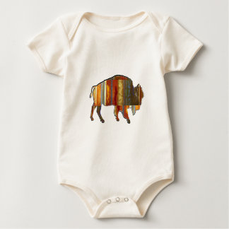 THE PATTERNS SHOWN BABY BODYSUIT