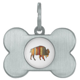 THE PATTERNS SHOWN PET NAME TAG