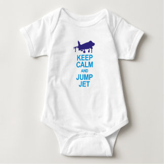 The pays to combat pilots baby bodysuit