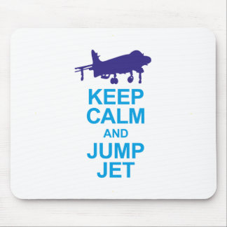 The pays to combat pilots mouse pad