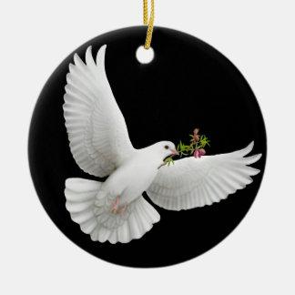 The Peace Dove Ornament