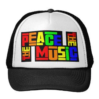 The Peace Music Cap