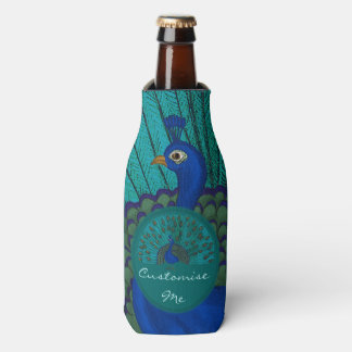 The Peacock Bottle Cooler